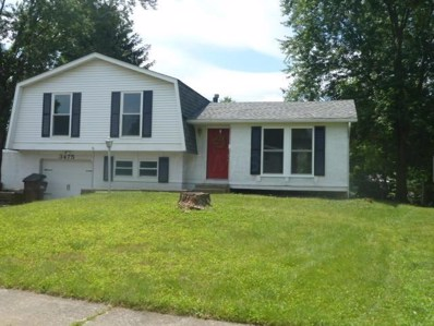 3475 Saddle Lane S, Westerville, OH 43081 - MLS#: 218023193