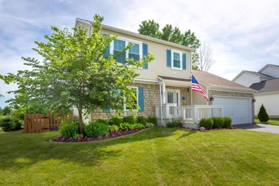 852 Brittany Drive, Delaware, OH 43015 - MLS#: 218023265