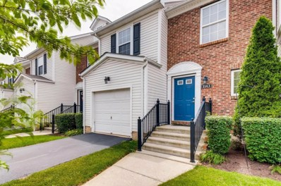 1143 Green Knoll Drive, Westerville, OH 43081 - MLS#: 218023359
