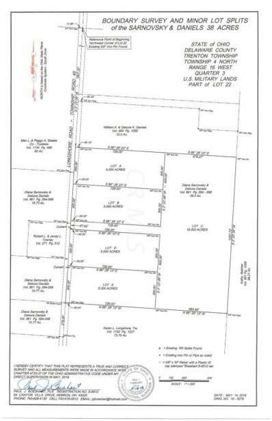 Lot B  Longshore Road, Sunbury, OH 43074 - MLS#: 218023942