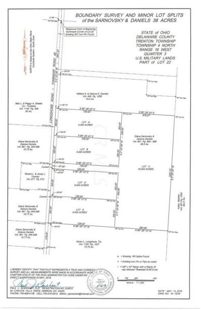 Lot D  Longshore Road, Sunbury, OH 43074 - MLS#: 218023944
