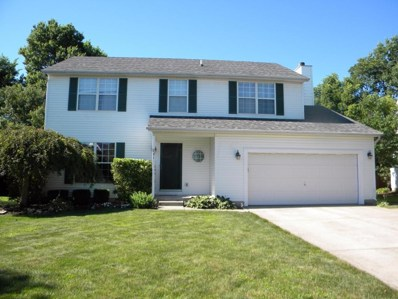 841 Lakeway Court W, Westerville, OH 43081 - MLS#: 218024869