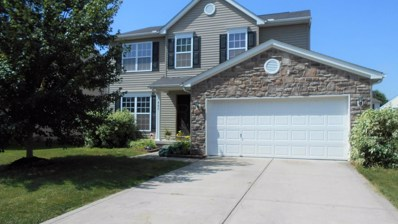 489 Stone Shadow Drive, Blacklick, OH 43004 - MLS#: 218025012