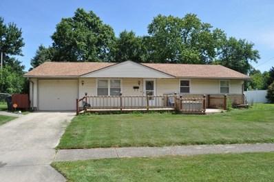 1448 Marty Drive, Reynoldsburg, OH 43068 - MLS#: 218025218
