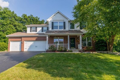 7658 Pleasant Colony Court, Lewis Center, OH 43035 - MLS#: 218025503