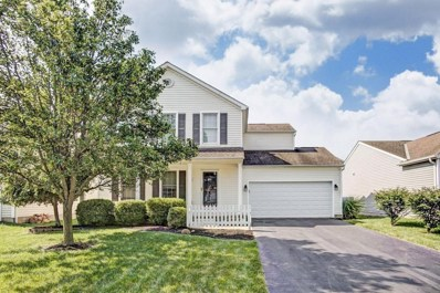 545 Thistleview Drive, Lewis Center, OH 43035 - MLS#: 218025631