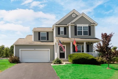 316 Timbersmith Drive, Delaware, OH 43015 - MLS#: 218025726
