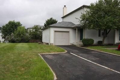 169 Malloy Lane UNIT 23A, Blacklick, OH 43004 - MLS#: 218027099