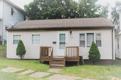 222 Rosehill Avenue, Newark, OH 43055 - MLS#: 218027308