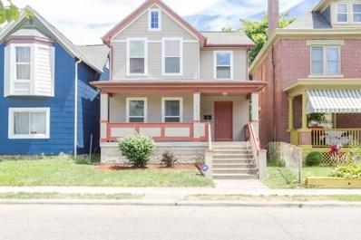 484 Linwood Avenue, Columbus, OH 43205 - MLS#: 218027448