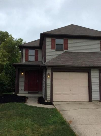 1586 Rock Creek Drive, Grove City, OH 43123 - MLS#: 218027501