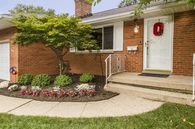 2058 Springhill Drive, Columbus, OH 43221 - MLS#: 218027718