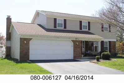 875 Prince William Lane, Westerville, OH 43081 - MLS#: 218028386