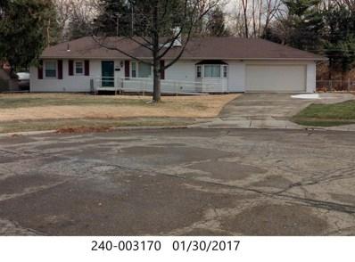 500 Lodge Court, Columbus, OH 43228 - MLS#: 218028478