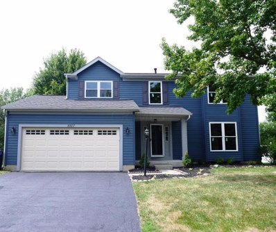 3387 Reed Point Drive, Hilliard, OH 43026 - MLS#: 218029716