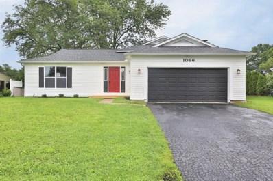 1086 Hepplewhite Street, Westerville, OH 43081 - MLS#: 218029994