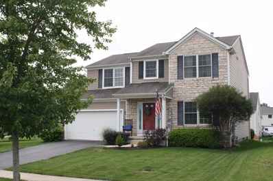 335 Dovetail Drive, Lewis Center, OH 43035 - MLS#: 218030325