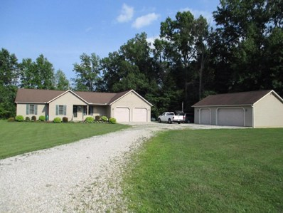 1623 Burnt Pond Road, Ostrander, OH 43061 - MLS#: 218030361