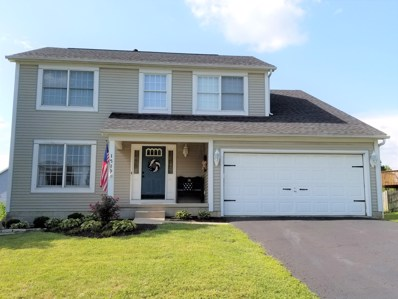 1519 Early Spring Drive, Lancaster, OH 43130 - MLS#: 218030510