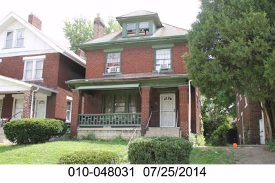 822 S 22nd Street, Columbus, OH 43206 - MLS#: 218030844