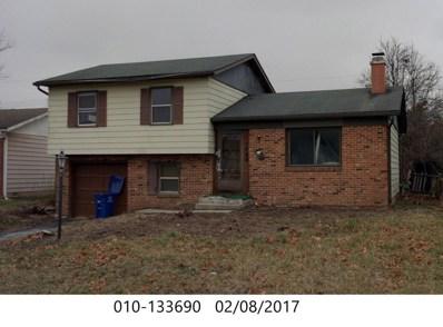 1480 Zenner Drive, Columbus, OH 43207 - MLS#: 218031044