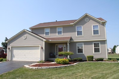 4273 Golden Meadows Court, Grove City, OH 43123 - MLS#: 218031086