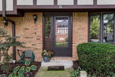 650 Providence Avenue UNIT G, Columbus, OH 43214 - MLS#: 218031632