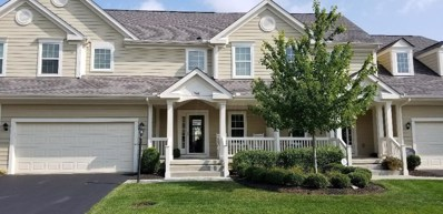 7665 Golden Wheat Lane, Westerville, OH 43082 - MLS#: 218031905