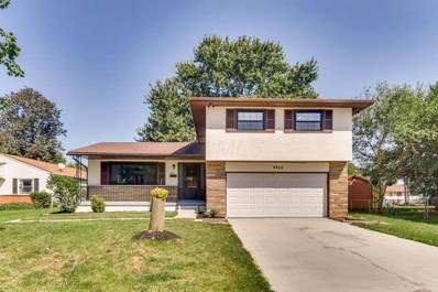 4736 Valley Forge Drive, Columbus, OH 43229 - MLS#: 218032250