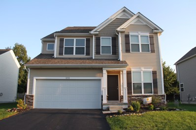370 Timbersmith Drive, Delaware, OH 43015 - MLS#: 218032254