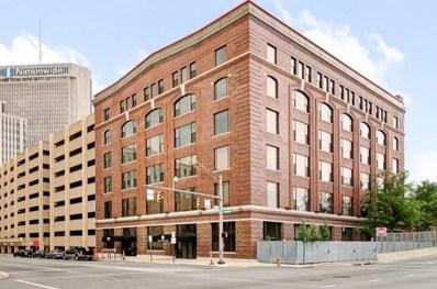 78 E Chestnut Street UNIT 408, Columbus, OH 43215 - MLS#: 218032588