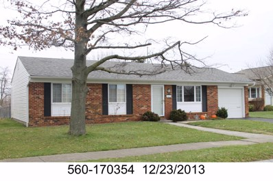 5499 Bluegrass Way, Hilliard, OH 43026 - MLS#: 218032873