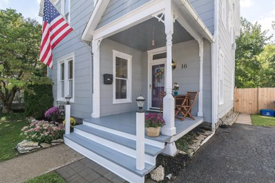 16 E Lincoln Avenue, Delaware, OH 43015 - MLS#: 218032897