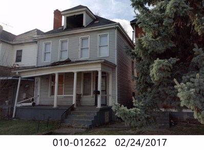 407 Saint Clair Avenue, Columbus, OH 43203 - MLS#: 218033061