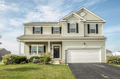 223 Weeping Willow Run Drive, Johnstown, OH 43031 - MLS#: 218034170