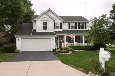 6691 Hermitage Drive, Westerville, OH 43082 - MLS#: 218034628