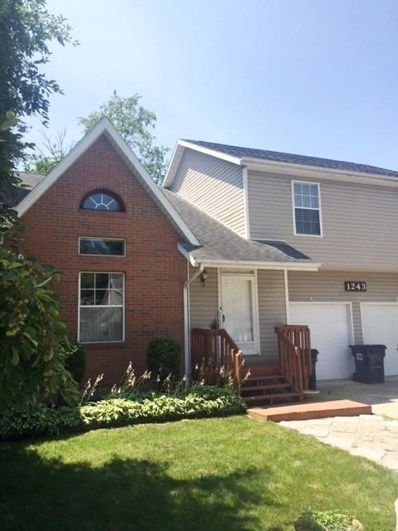 1243 Pineview Trail UNIT A, Newark, OH 43055 - MLS#: 218034759