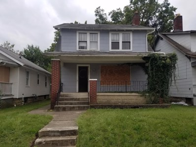 813 Stewart Avenue, Columbus, OH 43206 - MLS#: 218035286