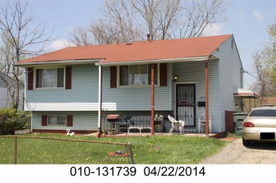 1538 Jonathan Drive, Columbus, OH 43207 - MLS#: 218035644