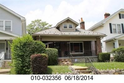 1221 S Champion Avenue, Columbus, OH 43206 - MLS#: 218035728