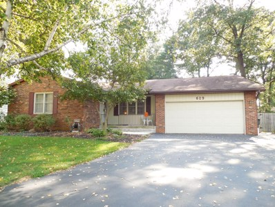 629 Glenridge Place, Columbus, OH 43214 - #: 218036013