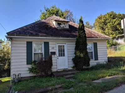49 Grover Street, Nelsonville, OH 45764 - MLS#: 218036731