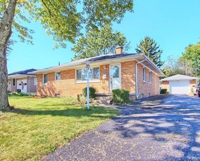 3807 Evans Drive, Grove City, OH 43123 - MLS#: 218036913