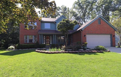 3835 Wedgewood Place Drive, Powell, OH 43065 - MLS#: 218037109