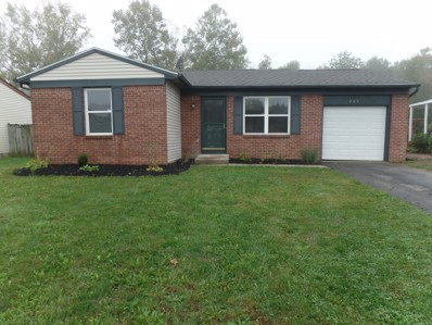 405 Darby Court, Galloway, OH 43119 - MLS#: 218037337