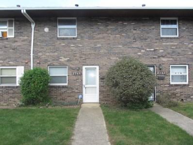 2345 Woodbrook Circle N UNIT 100, Columbus, OH 43223 - MLS#: 218037447