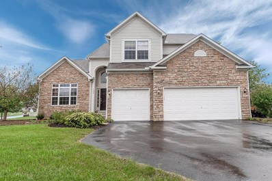 2549 Abbey Knoll Drive, Lewis Center, OH 43035 - MLS#: 218038512