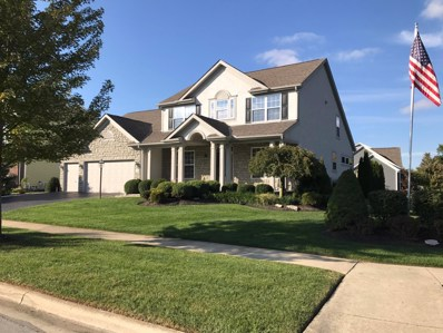 3706 Pine Bank Drive, Powell, OH 43065 - #: 218038525