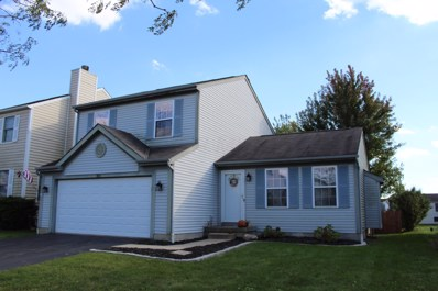 7829 Waggoner Chase Boulevard, Blacklick, OH 43004 - MLS#: 218039159