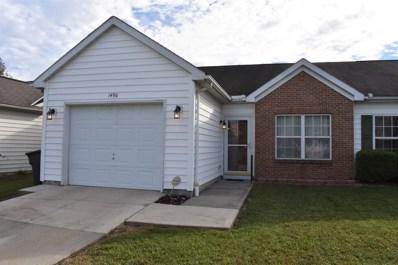 1496 October Ridge Court, Columbus, OH 43223 - MLS#: 218039377